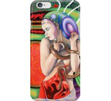 The Temptation of Eve iPhone Case/Skin