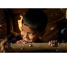 New Year's Light Photographic Print