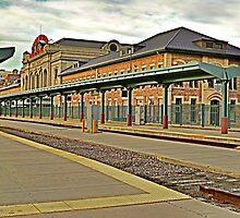 Transportation Transformation - Denver Union Station by TonyCrehan