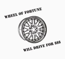 Wheel of Fortune by ProjectMpower
