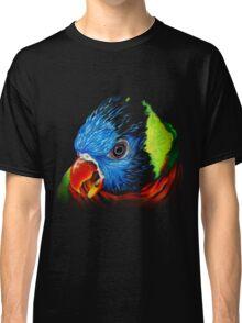 Rainbow Lorikeet Shirt Classic T-Shirt
