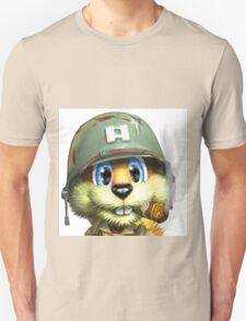 Conker The Squirrel Unisex T-Shirt