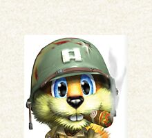 Conker The Squirrel Hoodie