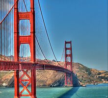 Golden Gate Bridge, San Francisco by TLCPhotography