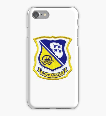 The Blue Angels Insignia iPhone Case/Skin