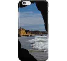 Atlantic Rocks and Wave  iPhone Case/Skin