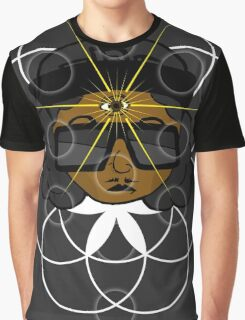 THREE EYEZ Graphic T-Shirt