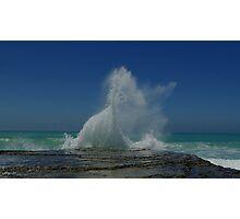splash !!! Photographic Print