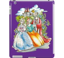 the daughters of the King iPad Case/Skin