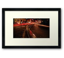 Are you going to Carrolls Corner? Framed Print