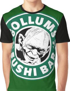 Gollums Sushi Bar Graphic T-Shirt