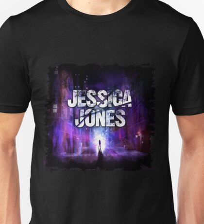 Jessica Jones - Alley Unisex T-Shirt