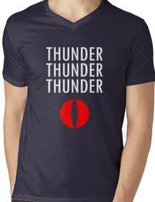 Thunder X3 Mens V-Neck T-Shirt