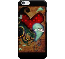 Octopus case iPhone iPhone Case/Skin