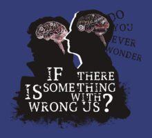 Do You Ever Wonder? by KitsuneDesigns