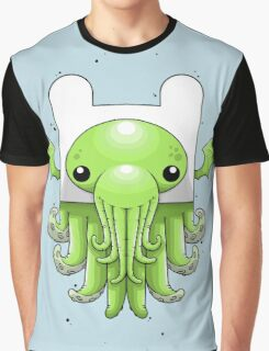 Finn Cthulhu Graphic T-Shirt