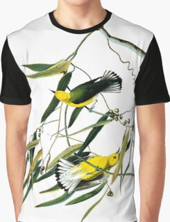 Prothonotary Warbler Graphic T-Shirt