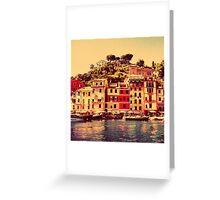 Buongiorno Portofino! Greeting Card