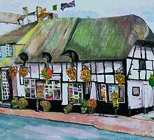 Prestbury Stores Cheltenham by doatley