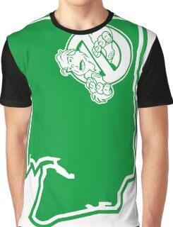 PNW:GB - Washington State (grn) Graphic T-Shirt