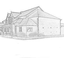St Matthew's Community Halls by Colin Bentham