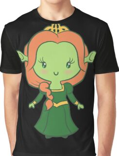 Fiona - Lil' CutiE Graphic T-Shirt