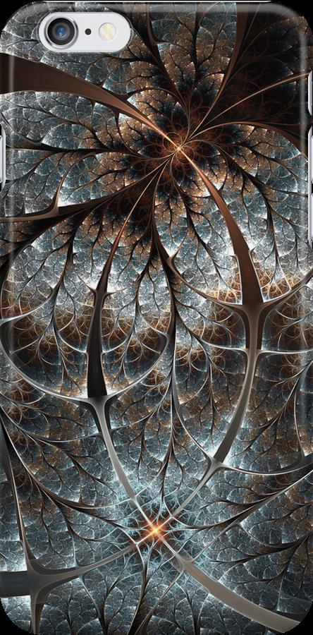 Crystaline ~ iphone case by Fiery-Fire