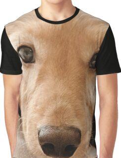 Puppy Dog Eyes Graphic T-Shirt