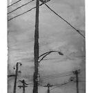 Lightpoles by urbanmonk