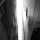 Back Alley Sky by Andrew Bourke