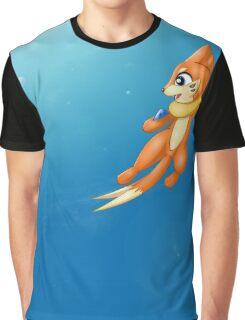 Buizel Swim Graphic T-Shirt