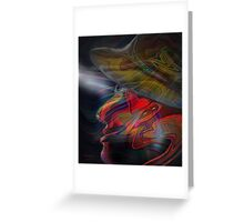 I'm Your Man!  Greeting Card