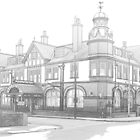 Victoria Hotel by Colin Bentham