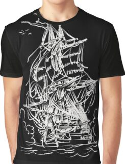 Sailing 1 Graphic T-Shirt