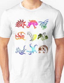 NARUTO Biju T-Shirt