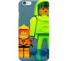Nuclear family iPhone Case/Skin