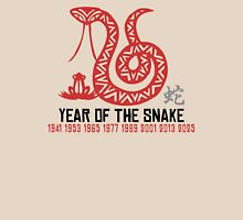 Year of The Snake T-Shirt Unisex T-Shirt