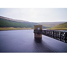 Landscape | The Dam Photographic Print