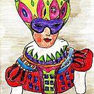 Mask Modeling  by Kittycat10