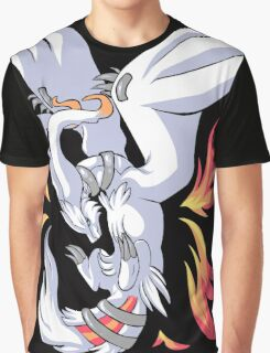 Flame of Truth Graphic T-Shirt