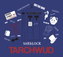 TARCHWUD TEE by KitsuneDesigns