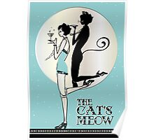 The Cats Meow Day Poster