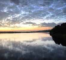 morning reflections by Daniel Sherwood