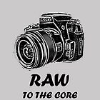Sony raw to the core by Beetroot06