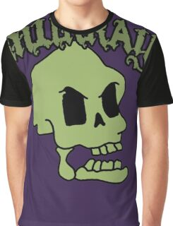 Murray! The laughing skull Graphic T-Shirt