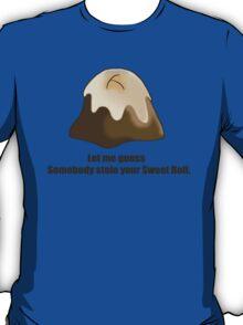 let me guess... T-Shirt