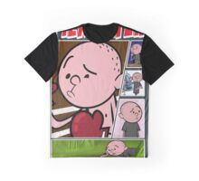 Karl Pilkington - Fan Montage Graphic T-Shirt