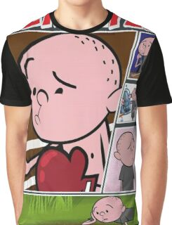 Karl Pilkington - Fan Montage Graphic T-Shirt