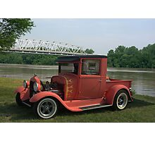 1929 Ford Hot Rod Pickup Photographic Print