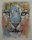 Leopard by Michael Creese